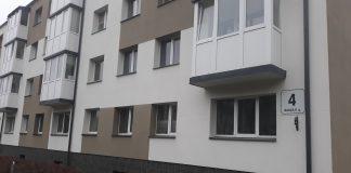 Radviliškio Naujosios gatvės 4 namo gyventojams nepasisekė - jiems chuliganas išdaužė langus, nes neturėjo ką veikti.