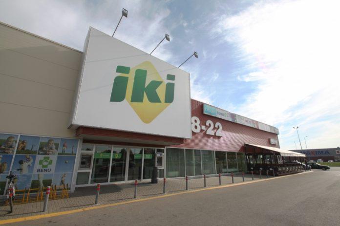 IKI išsikrausto iš Gedimino gatvėje esančio prekybos centro patalpų.