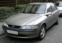 Opel Vectra. Nuotrauka asociatyvi.