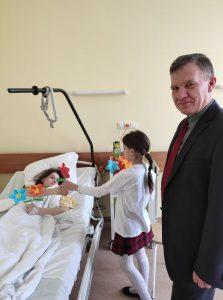Direktoriui Vaidui Smalinskui svarbiau jo įvaizdis nei ligonių sauga.